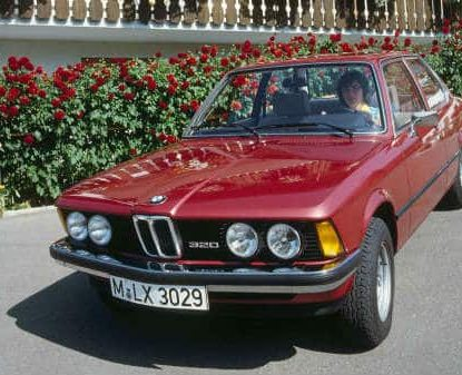 40 YEARS OF THE BMW 3