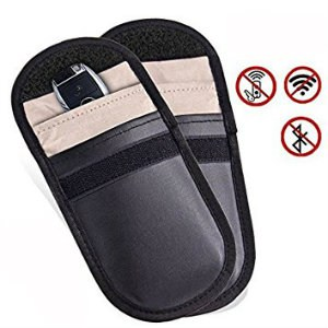 EXIMONE CAR KEY SIGNAL BLOCKER CASE