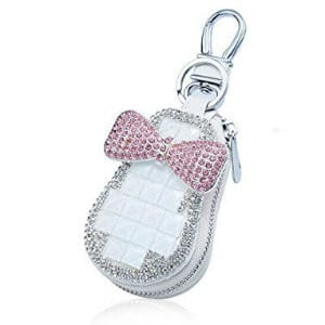 FOLLICOMFY DIAMOND CAR KEY SIGNAL BLOCKER CASE