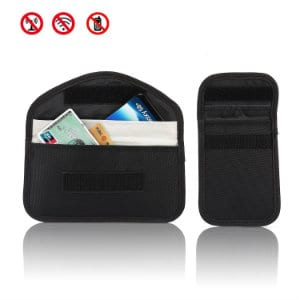 PAWACA CAR KEY SIGNAL BLOCKER CASE