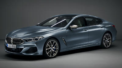 BMW 8 SERIES GRAN COUPE