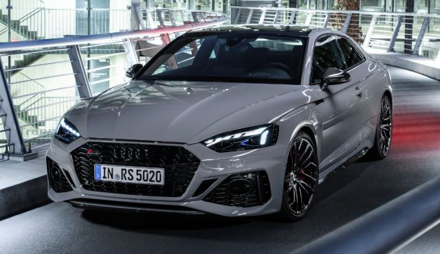 AUDI RS5 COUPE/SPORTBACK